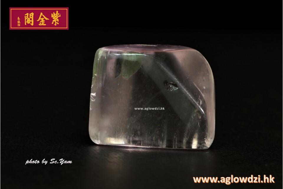 序號:1320  紫鋰輝原石