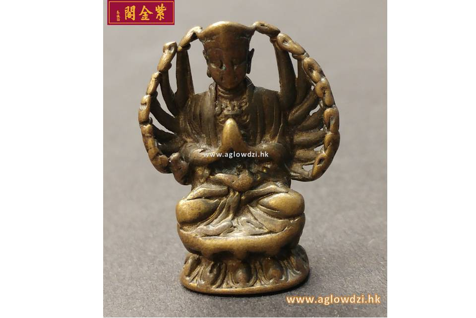 序號:298  準提佛母佛像