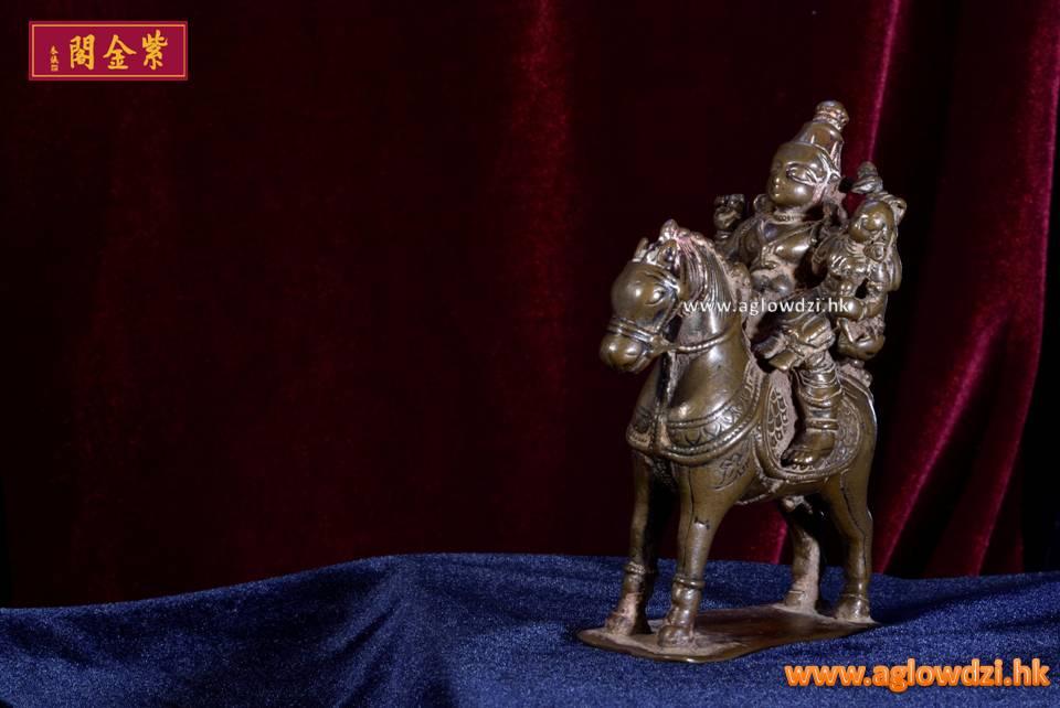 序號:297  16世紀印度神像
