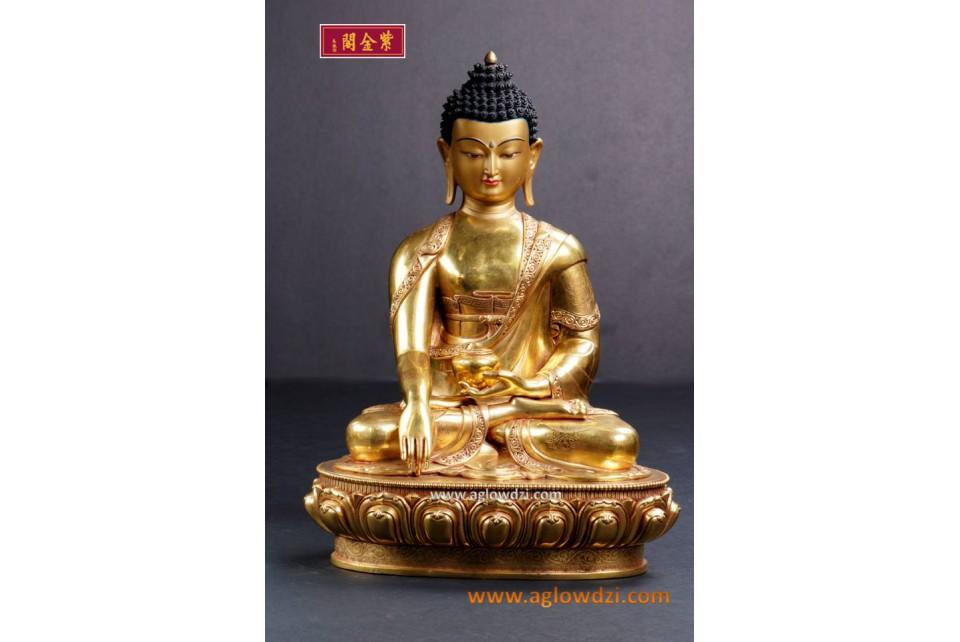 序號:338  釋迦牟尼佛像